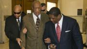 Bill Cosby provato al processo per abusi sessuali