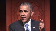 Obama, prima visita da presidente in una moschea Usa