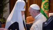 Il Papa a L'Avana per lo storico incontro con il patriarca Kirill
