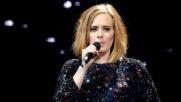 Adele dal palco insulta i terroristi di Bruxelles