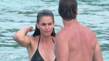 Cindy Crawford, che bikini a 50 anni!