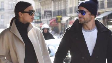 Irina Shayk e Bradley Cooper mano nella mano