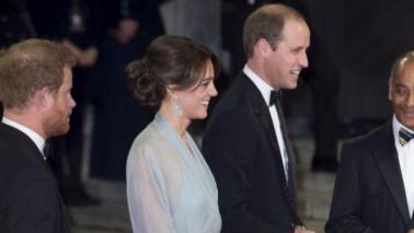 """Kate Middleton e il principe William d'Inghilterra... """"rimbalzati"""" da un hotel"""
