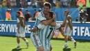 Svizzera ko ai supplementari: Argentina avanti a fatica