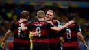 La Germania cancella il Brasile: 7-1