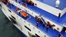Rogo Norman Atlantic, i morti sono 5 Renzi: tratti in salvo tutti i passeggeri