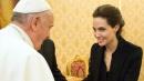 "Angelina Jolie, ""Unbroken"" proiettato in Vaticano per Papa Francesco"
