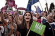 """Grecia, in piazza il fronte del """"sì"""" all'Europa"""
