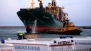 Norman Atlantic, 49 naufraghi e 2 clandestini a Bari