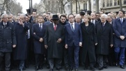 Alla marcia di Parigi presenti le autorità di mezzo mondo