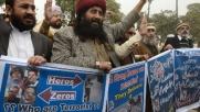 Islam Egitto condanna Charlie In Pakistan si inneggia ai killer