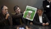 """Charlie Hebdo: """"Il nostro Maometto è simpatico"""""""
