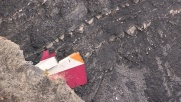 """Volo Germanwings, cosa resta dell'aereo """"polverizzato"""""""
