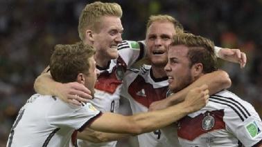 Brasile 2014, la Germania è campione del mondo