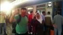 Catania, fuga dei profughi siriani