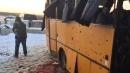 Ucraina, granata su autobus: 12 morti