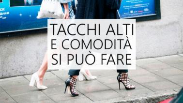 Moda, tacchi alti e comodità? Ecco le scarpe che fanno miracoli