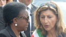 """Lampedusa, Kyenge: """"Basta tragedie"""""""