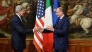"""Datagate, Letta incontra Kerry: """"Accertare eventuali violazioni"""""""