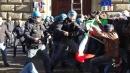 Forconi,arrestato vicepresidente Casapound  Roma, ha tentato di rimuovere bandiera Ue