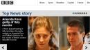 Meredith, breaking news sulla condanna Knox-Sollecito fa il giro del mondo