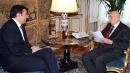Governo, incontro tra Giorgio Napolitano e Renzi al Quirinale