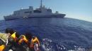Operazione <i>Mare Nostrum</i>, Angelino Alfano: &quot;Salvati 19mila migranti&quot;