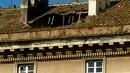 Reggia di Caserta, crollata una parte di tetto Di recente erano stati fatti dei lavori urgenti