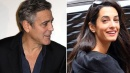 George Clooney, la fidanzata Amal contro gli stupri di guerra