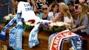 Ultrà, a Scampia i funerali di Ciro Esposito  Massima allerta: agenti con la videocamera