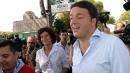 Pisa, Renzi a sorpresa al raduno degli scout