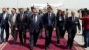 """Renzi in Iraq: """"L'Europa deve essere qui"""" """"Vinceremo battaglia contro terrorismo"""""""