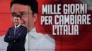 """Renzi: """"Nuova diminuzione tasse sul lavoro Non tocco le pensioni, basta piagnistei"""""""