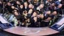 Alibaba, debutto col botto a Wall Street<br> Chiusura a +38% dopo l'Ipo da record
