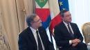 """Draghi: """"Solo con riforme strutturali potranno crearsi margini di bilancio"""""""