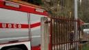 Genova, crolla chiostro clochard