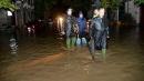Chiavari, esondano il torrente Entella e il rio Rupinaro: situazione critica