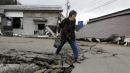 Terremoto Giappone, tra conta dei danni e feriti