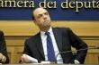 Alfano:centrodestra mai con Salvini
