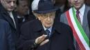 Francesco Rosi, Giorgio Napolitano alla commemorazione per l'amico