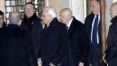 Mattarella, il primo giorno da Presidente Passaggio di consegne con Napolitano
