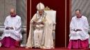 Il Papa: corruzione piaga putrefatta