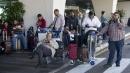 Rogo a Fiumicino, migliaia di passeggeri bloccati fuori dall'aeroporto