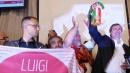 Elezioni comunali, da Venezia a Nuoro i festeggiamenti dopo il verdetto delle urne