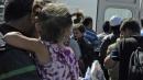 Ue, multa a chi non accoglie migranti Merkel:non lasciare sole Italia e Grecia