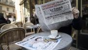 Charlie Hebdo, minacce a un altro giornale satirico francese
