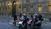 """Parigi, auto contromano all'Eliseo: """"Non è un attacco"""""""