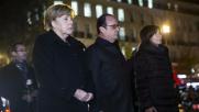 Isis, Hollande alla Merkel: più impegno da parte di tutti