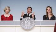 """Scuola, Renzi annuncia: """"Concorso per 62mila prof"""""""
