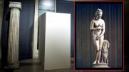 "Statue coperte per Rohani, Franceschini: ""Noi all'oscuro"""